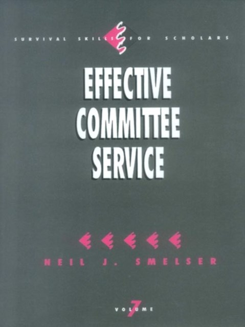 (ebook) Effective Committee Service