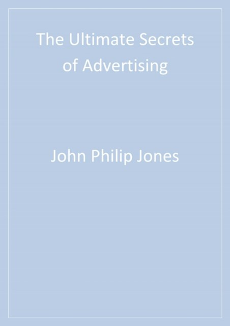 Ultimate Secrets of Advertising