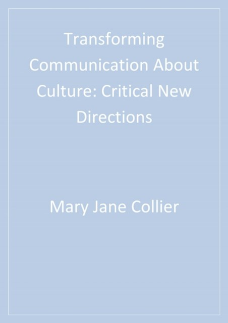 (ebook) Transforming Communication About Culture