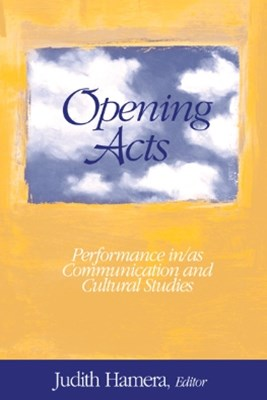 (ebook) Opening Acts