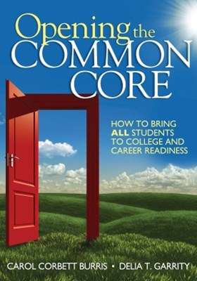 Opening the Common Core