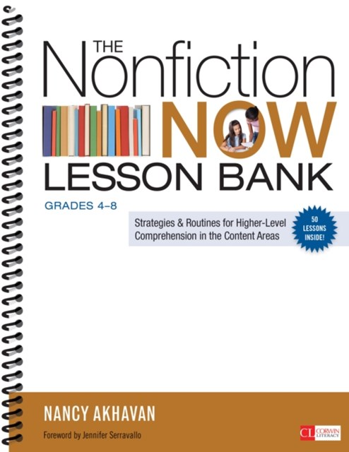 Nonfiction Now Lesson Bank, Grades 4-8