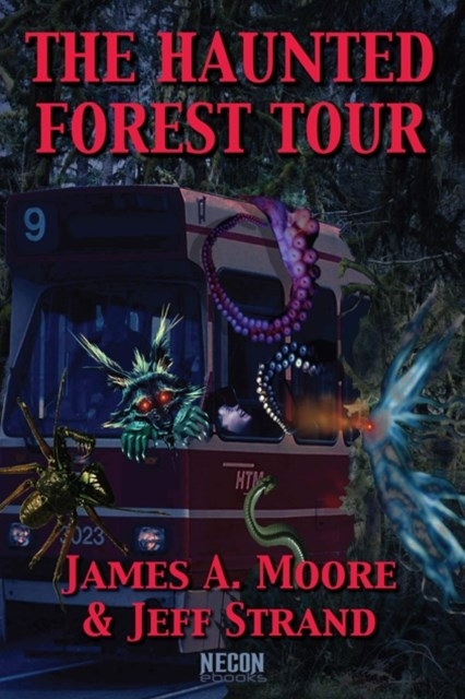 Haunted Forest Tour