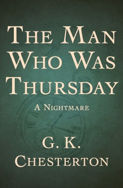 (ebook) The Man Who Was Thursday