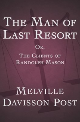 (ebook) The Man of Last Resort