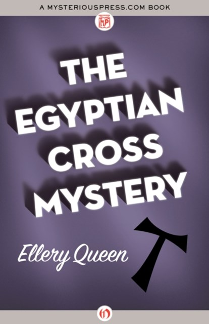 (ebook) Egyptian Cross Mystery