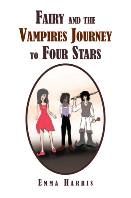 (ebook) Fairy and the Vampires Journey to Four Stars