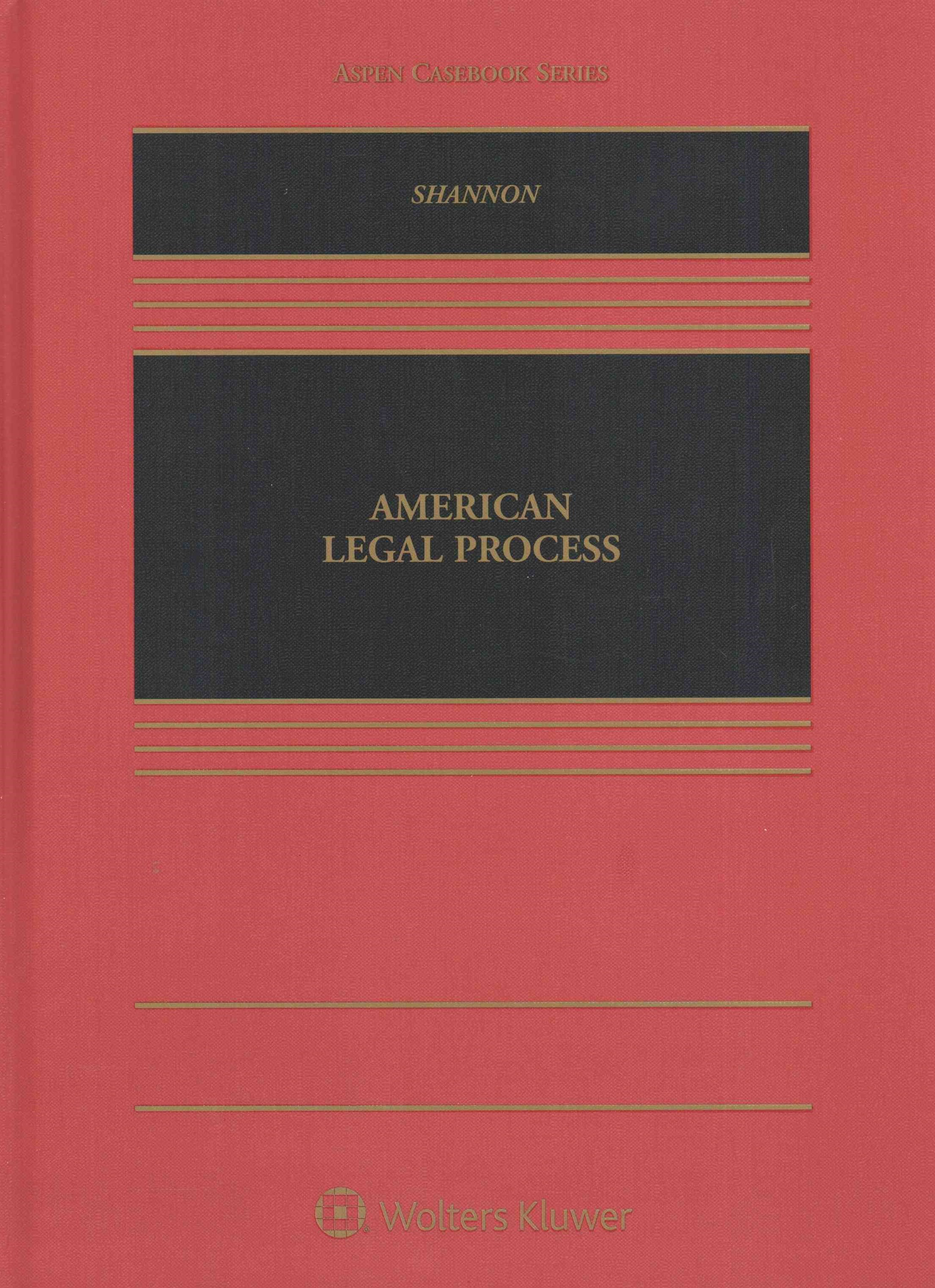 American Legal Process