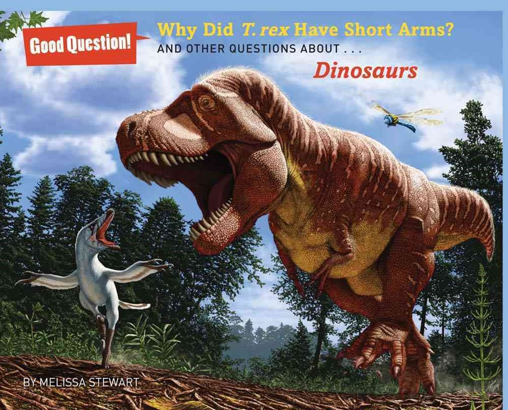 Why Does T. Rex Have Such Short Arms?