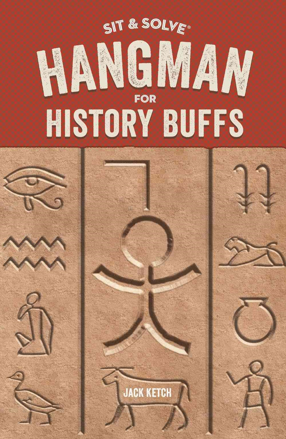 Sit & Solve® Hangman for History Buffs