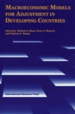 (ebook) Macroeconomic Models for Adjustment in Developing Countries