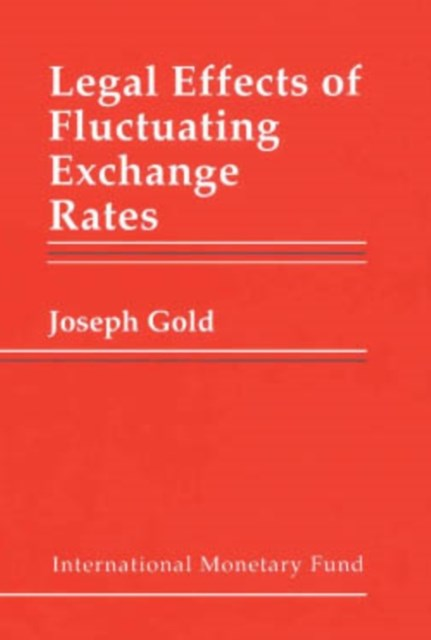 (ebook) Legal Effects of Fluctuating Exchange Rates