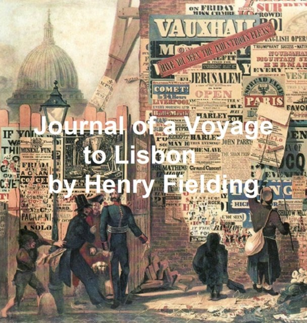 (ebook) Journal of a Voyage to Lisbon