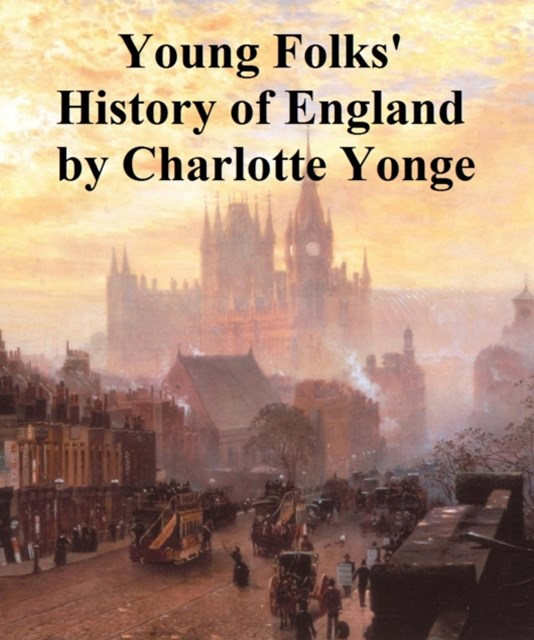 (ebook) Young Folks' History of England