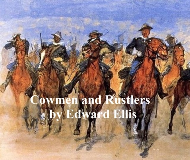 (ebook) Cowmen and Rustlers