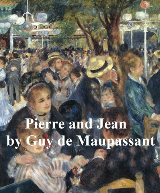 (ebook) Pierre and Jean