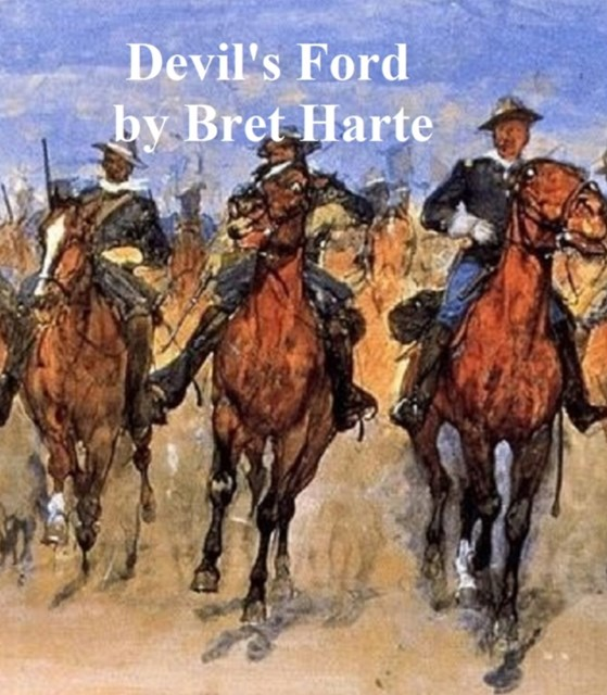 (ebook) Devil's Ford