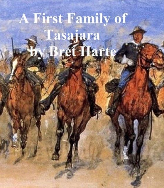 (ebook) First Family of Tasajara