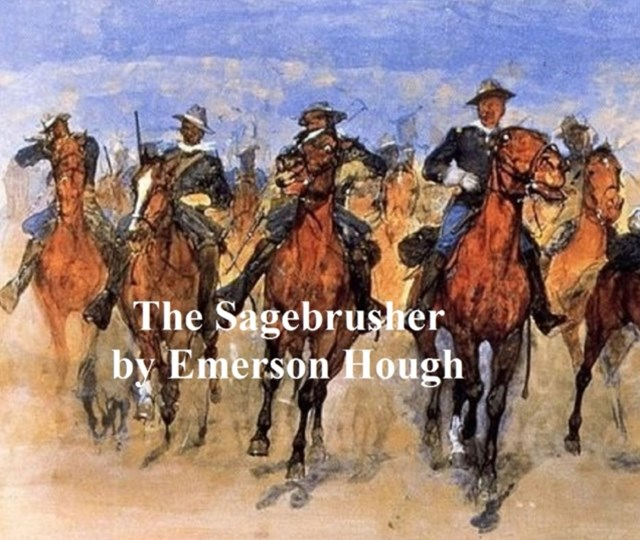 (ebook) Sagebrusher, A Story of the West