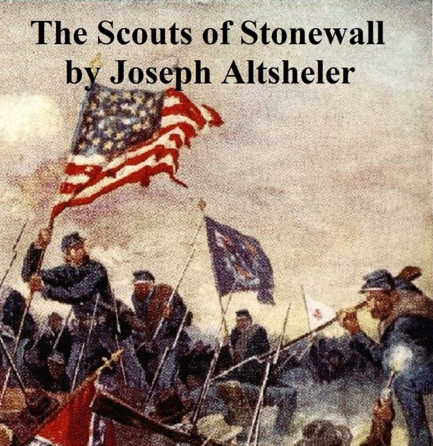 (ebook) Scouts of Stonewall