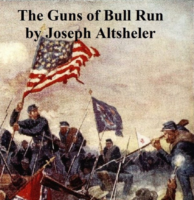 (ebook) Guns of Bull Run