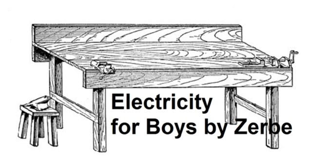 (ebook) Electricity for Boys