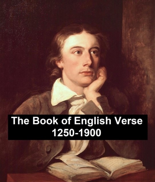(ebook) Book of English Verse 1250-1900