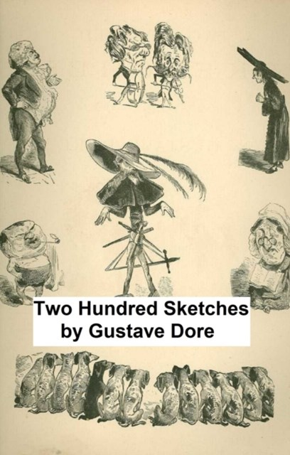 (ebook) Two Hundred Sketches