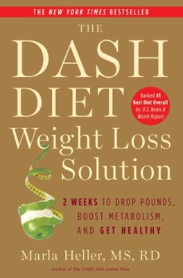 (ebook) The Dash Diet Weight Loss Solution