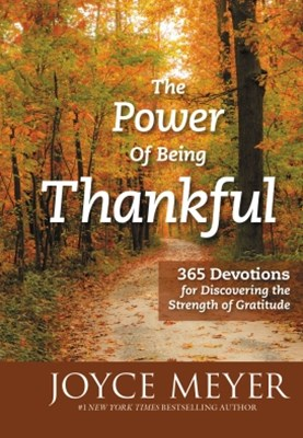 (ebook) The Power of Being Thankful