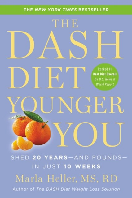 (ebook) The DASH Diet Younger You