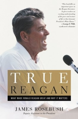 (ebook) True Reagan