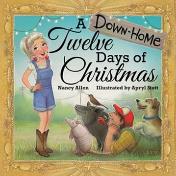 DOWNHOME TWELVE DAYS OF CHRISTMAS