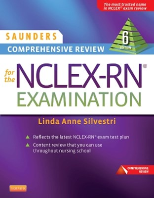 (ebook) Saunders Comprehensive Review for the NCLEX-RN® Examination - E-Book