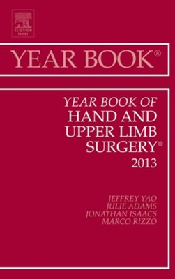 (ebook) Year Book of Hand and Upper Limb Surgery 2013, E-Book
