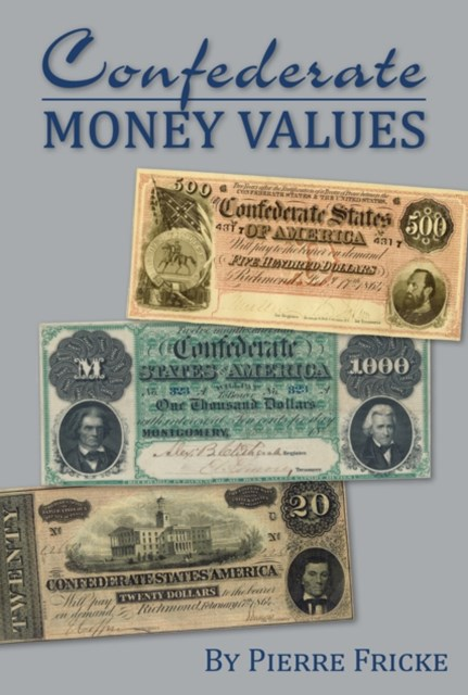 (ebook) Confederate Money Values