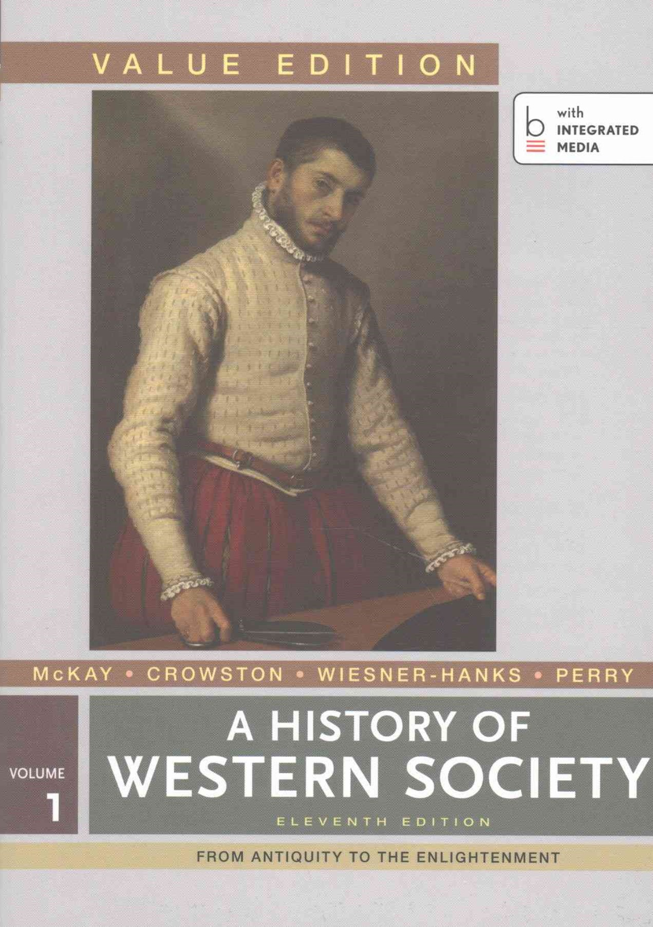 A History of Western Society + Sources of Western Society