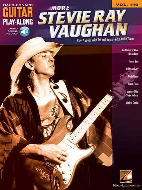 More Stevie Ray Vaughan