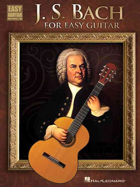 J. S. Bach for Easy Guitar