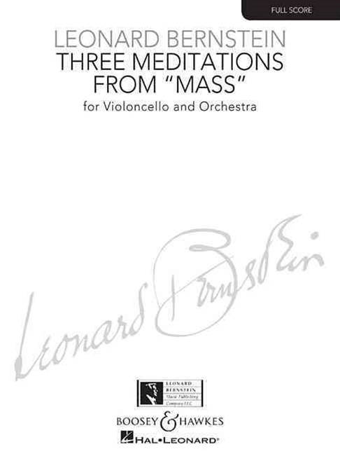 Three Meditations from Mass