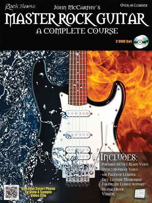 Master Rock Guitar: a Complete Course