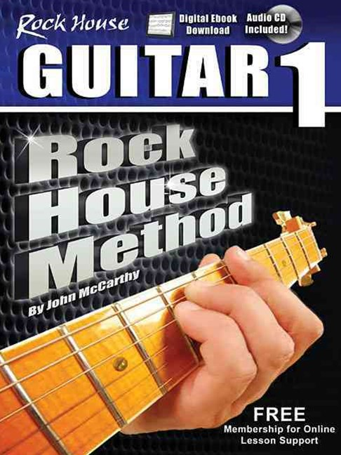 The Rock House Method: Learn Guitar 1