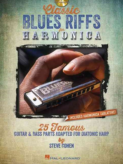 Classic Blues Riffs for Harmonica