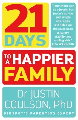 (ebook) 21 Days to a Happier Family