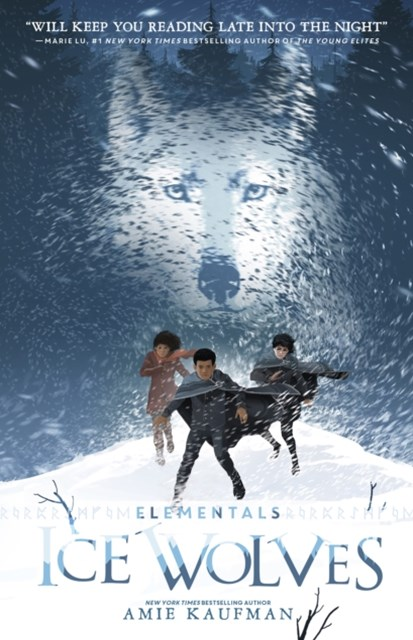(ebook) Ice Wolves (Elementals, Book 1)