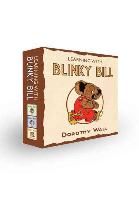Blinky Bill's Slipcase