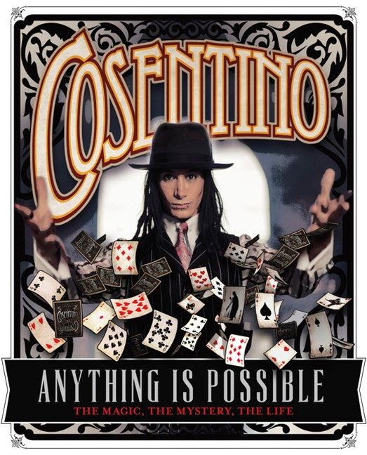 Cosentino Appearing at Dymocks Adelaide