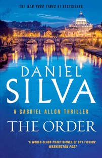 The Order by Daniel Silva (9781460755518) - PaperBack - Crime Mystery & Thriller