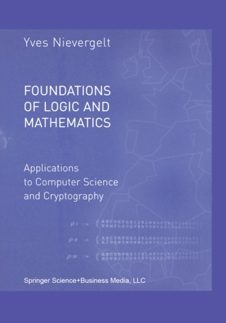 (ebook) Foundations of Logic and Mathematics