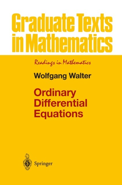 (ebook) Ordinary Differential Equations